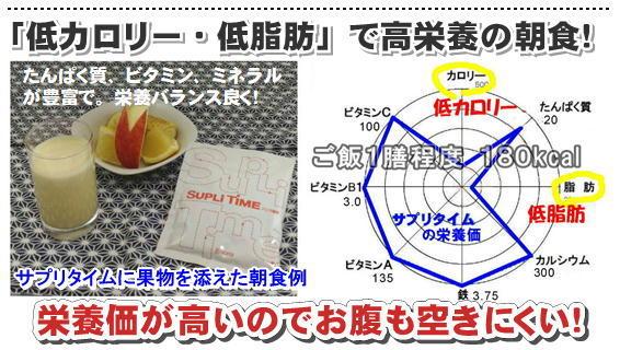 サプリタイムの食事.jpg
