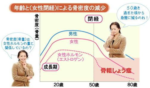 年齢による骨密度.jpg