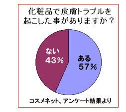 化粧品でトラブル アンケート円グラフ.jpg